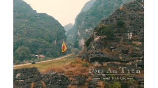 Tuyệt Tình Cốc - Động Am Tiên - Tràng An - Ninh Bình
